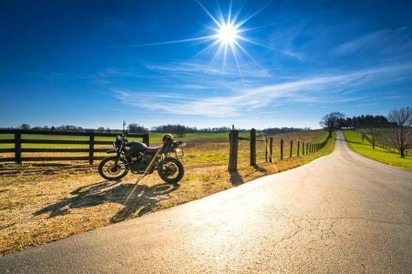 voyage moto en France