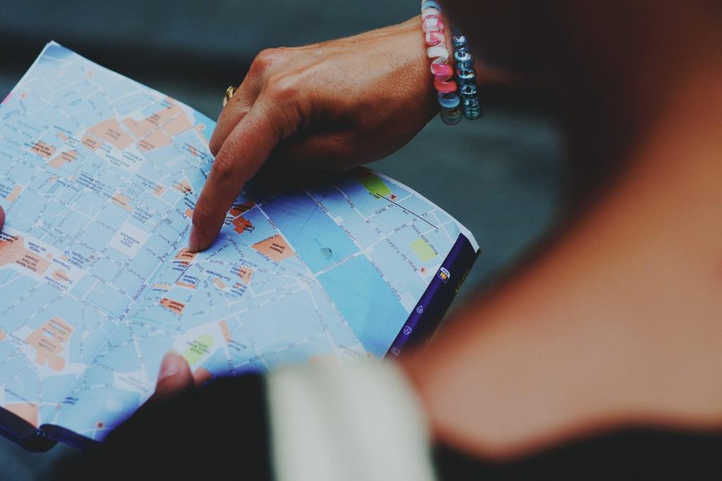 Orientation, cartes et GPS