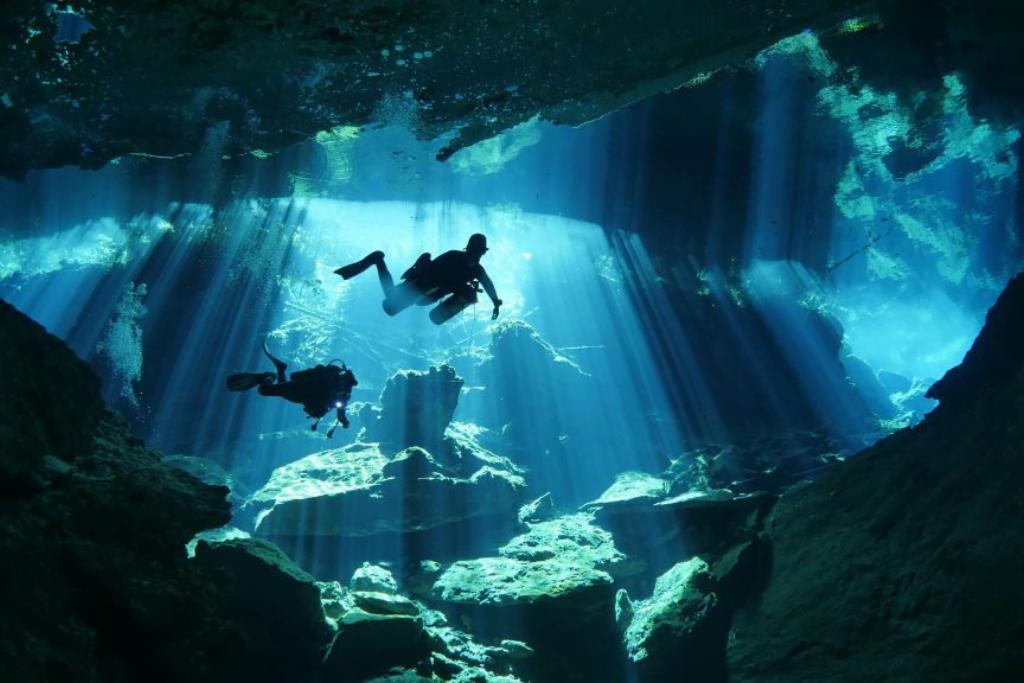 Séjour plongée