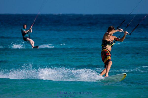 Stage de kitesurf en Thailande