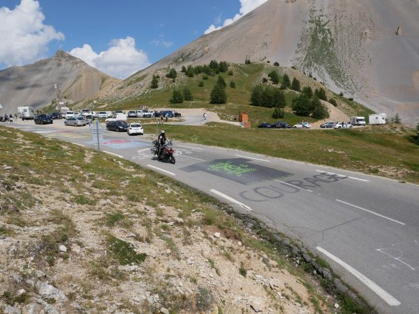 Voyage à moto Dolomites et Tour des Alpes