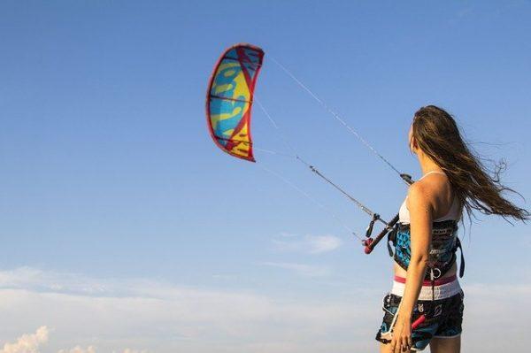 kitesurf en France