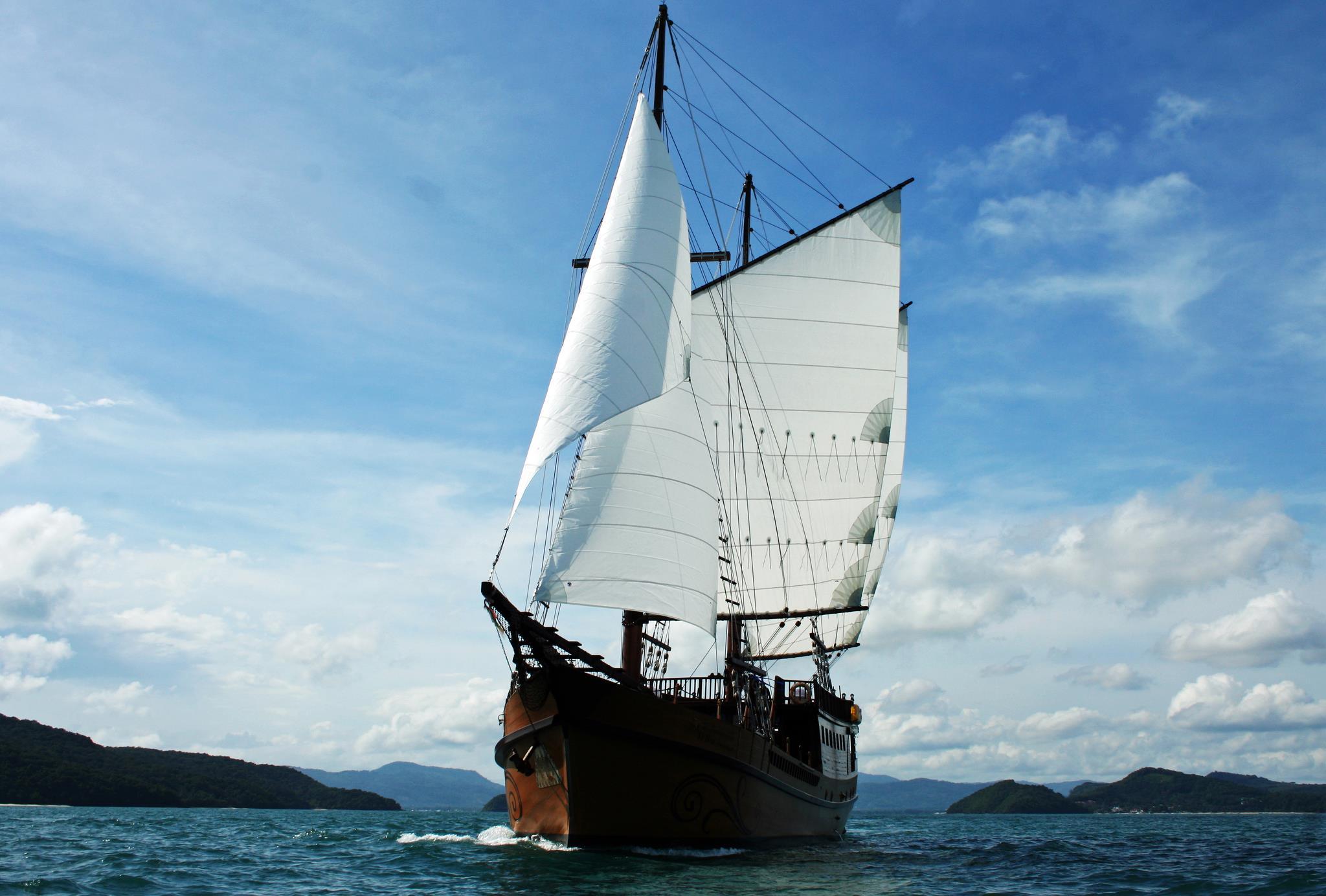 Thaïlande    Croisière voilier en Mer d'Andaman