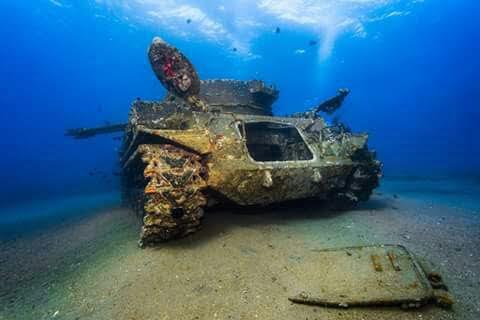 MICRONESIE - Les épaves de Truk Lagoon à Chuuk