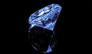 diamant namibie