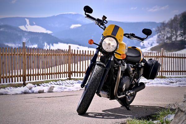 Motorbike trips in France