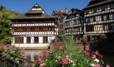cruise in Alsace
